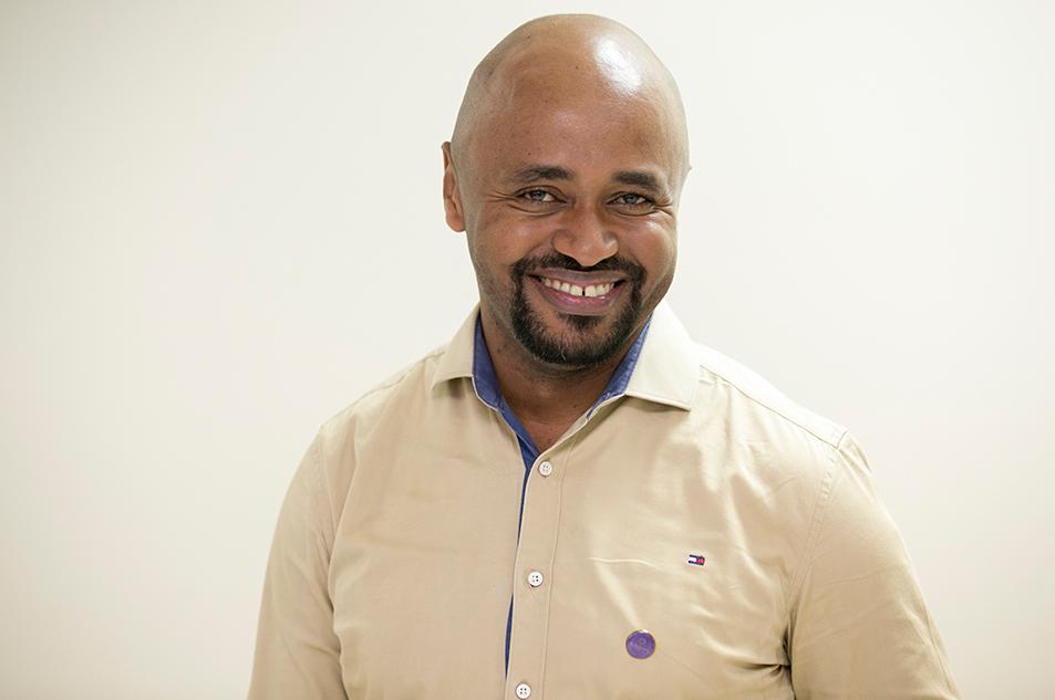 Dr Patrick Singa